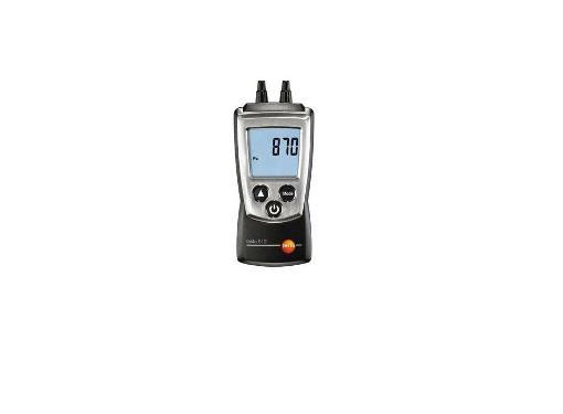 Дифференциальный манометр TESTO 510 (0563 0510П) с поверкой