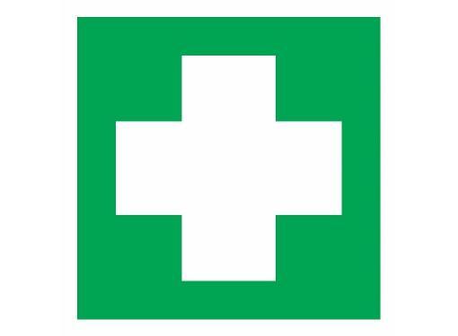 Знак REXANT 56-0070 Аптечка первой медицинской помощи