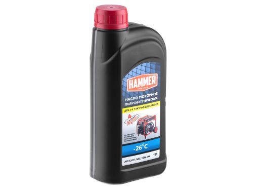 Масло моторное HAMMER 502-004