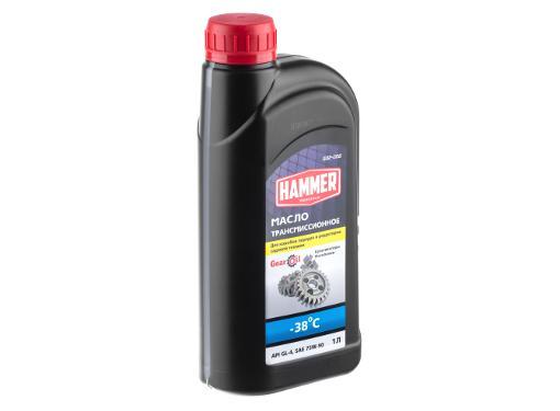 Масло трансмиссионное HAMMER 502-006