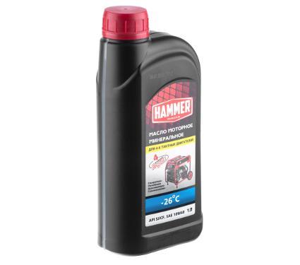 Масло моторное HAMMER 502-007