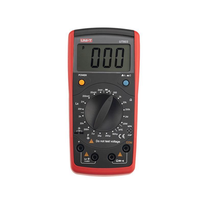 Измеритель иммитанса Uni-t Ut603 (13-1012)