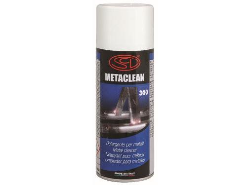 Спрей для очистки металла SILICONI 100538772 Metalclean