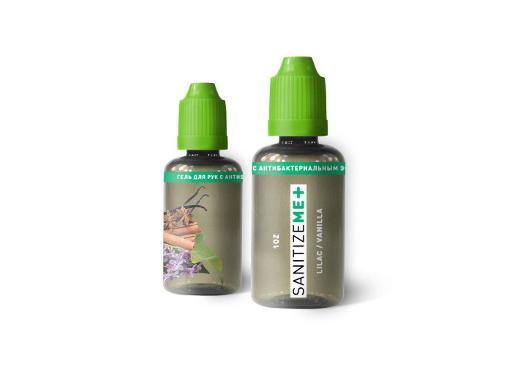Гель для рук Sanitize Me 30мл. сирень/ваниль 72% спирт
