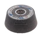 Круг обдирочный ЛУГА-АБРАЗИВ 125х50х32мм 14А чашечный