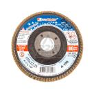 Круг Лепестковый Торцевой (КЛТ) ЛУГА-АБРАЗИВ КЛТ1 115 Х 22 Р150 (№10)