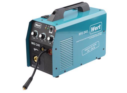 Сварочный аппарат WERT MIG 240 (195063)