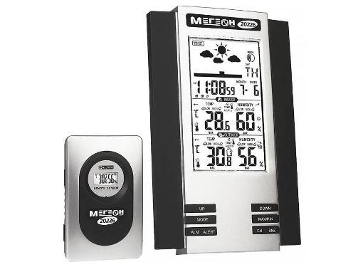 Термогигрометр МЕГЕОН 20226