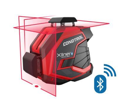 Нивелир лазерный CONDTROL XLiner Pento 360