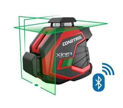 Нивелир лазерный CONDTROL XLiner Pento 360G