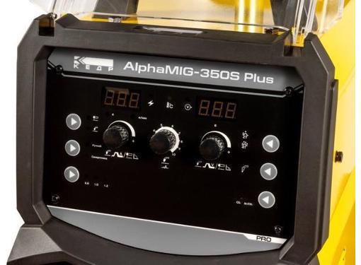 Сварочный аппарат КЕДР AlphaMIG-350S Plus (8012254)