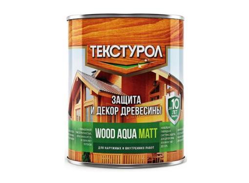 Пропитка для дерева ЛАКРА СИНТЕЗ Текстурол Wood Aqua Matt белый 2,5 л (Лк-00008228)