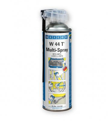 Фото - Смазка Weicon W44t wcn11251550 смазка avs универсальная силиконовая аэрозоль 0 52 л