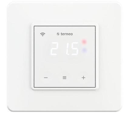 Терморегулятор TERNEO sx  Wi-Fi белый