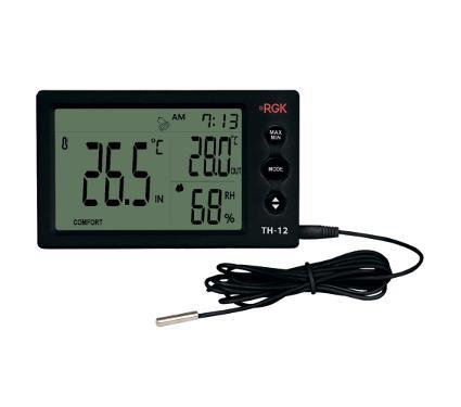 Термогигрометр RGK TH-12 (776462)
