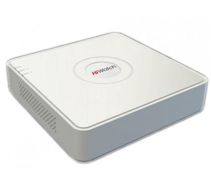 IP-видеорегистратор HIWATCH DS-N204P(B)