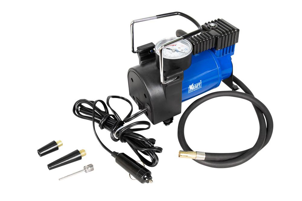 Автомобильный компрессор Kraft Eco v-35l
