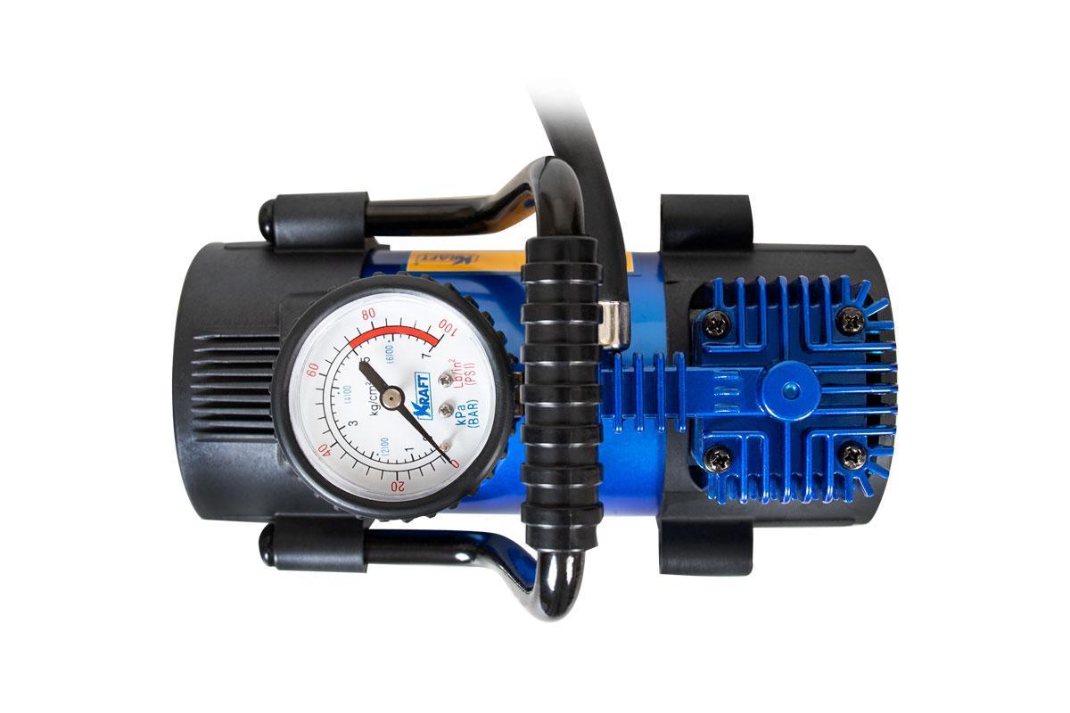 Автомобильный компрессор Kraft Standart v-30l