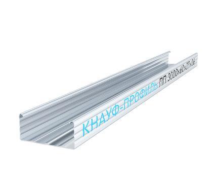 Профиль KNAUF ПП 60х27х3000 мм, 0,6 мм (176337)