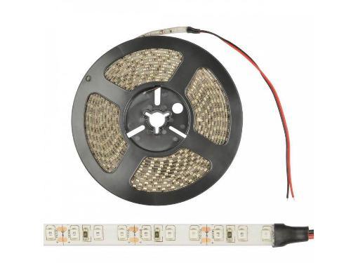Лента светодиодная UNIEL ULS-2835-60LED/m-8mm-IP20-DC24V-6W/m-5M-WW NEON
