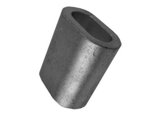 Зажим для троса ГОСКРЕП DIN3093 (КР.070057) 6мм, 2шт.