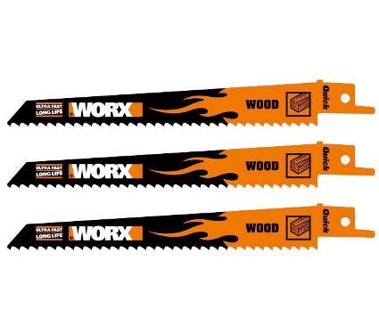 Полотно для сабельной пилы WORX WA8010.3