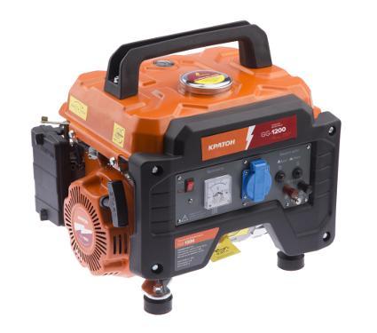 Бензиновый генератор КРАТОН GG-1200