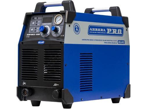 Аппарат плазменной резки AURORA PRO PRO AIRFORCE 100M IGBT EURO (26931)