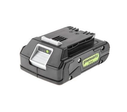 Аккумулятор GREENWORKS 24В 2Ач Li-lon G24B2 (2926707)
