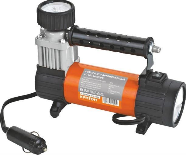 Автомобильный компрессор КРАТОН Ac16010/35dd