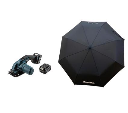 Набор MAKITA Мини-пила циркулярная HS301DWME +Зонт складной PGH-180150