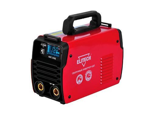 Сварочный аппарат ELITECH АИС 220Д (E1703.015.00)