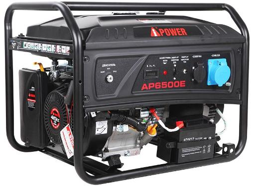 Бензиновый генератор A-iPOWER lite AР6500E