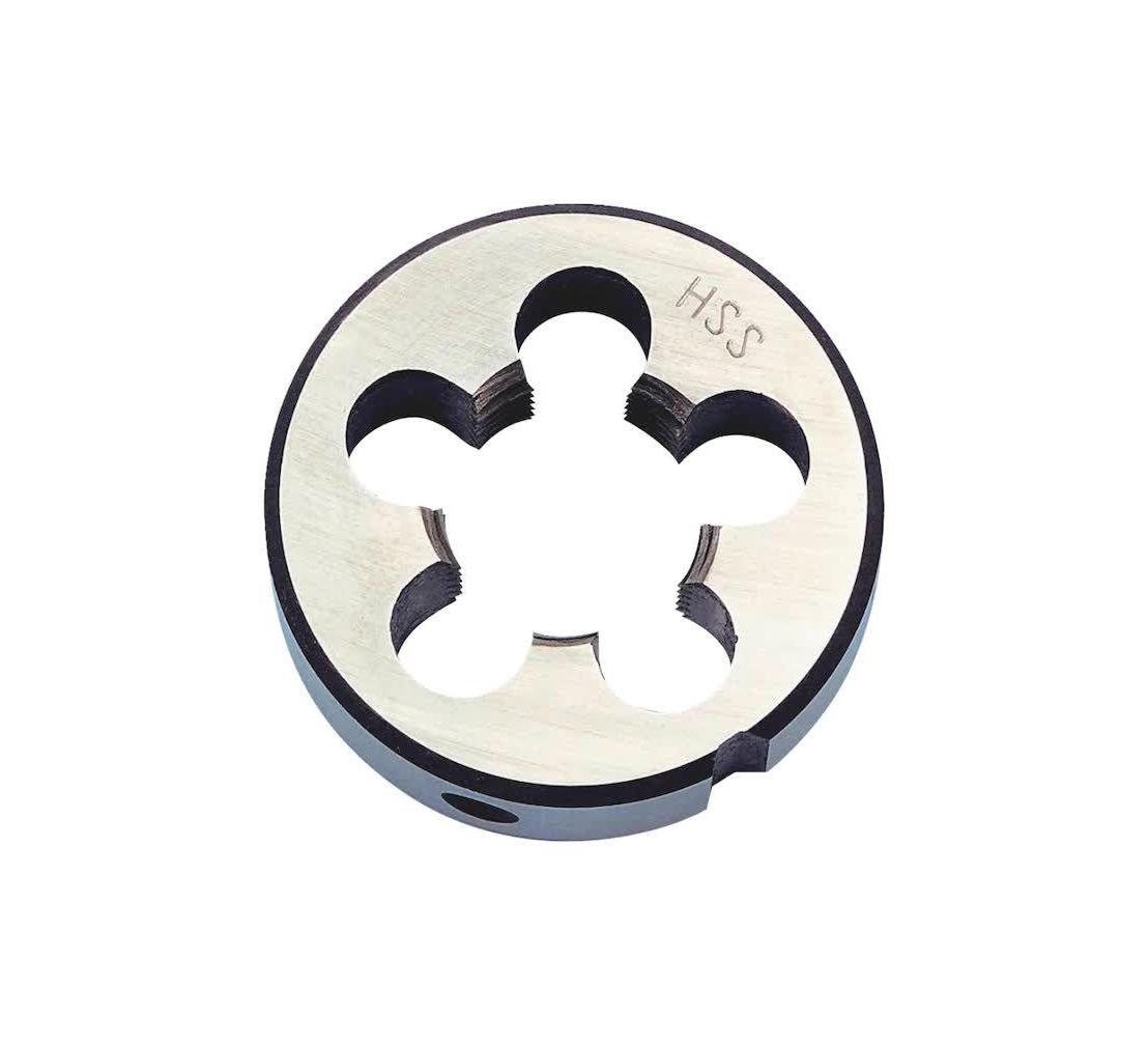 Метрическая плашка WURTH 06524- 061-1 M4х0.7мм правая