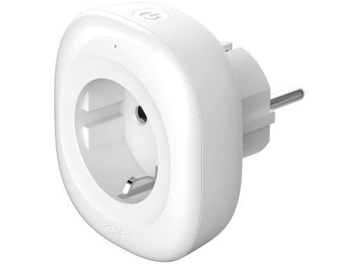 Умная розетка WI-FI ELARI Smart Socket (SMS-EU10USB)
