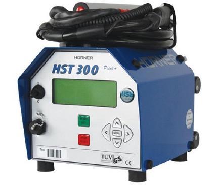 Аппарат для сварки пластиковых труб OMISA HST 300 Print+