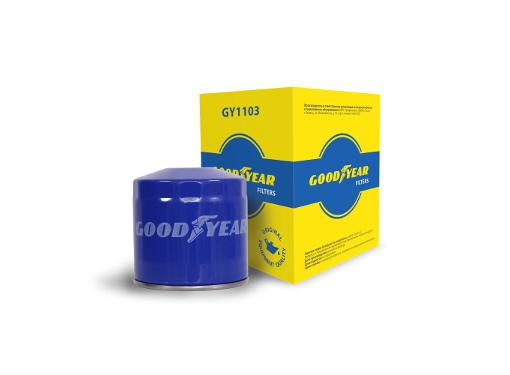 Фильтр масляный GOODYEAR GY1103