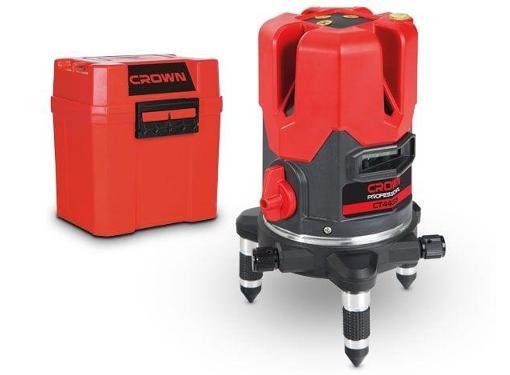 Нивелир лазерный CROWN CT44023 BMC