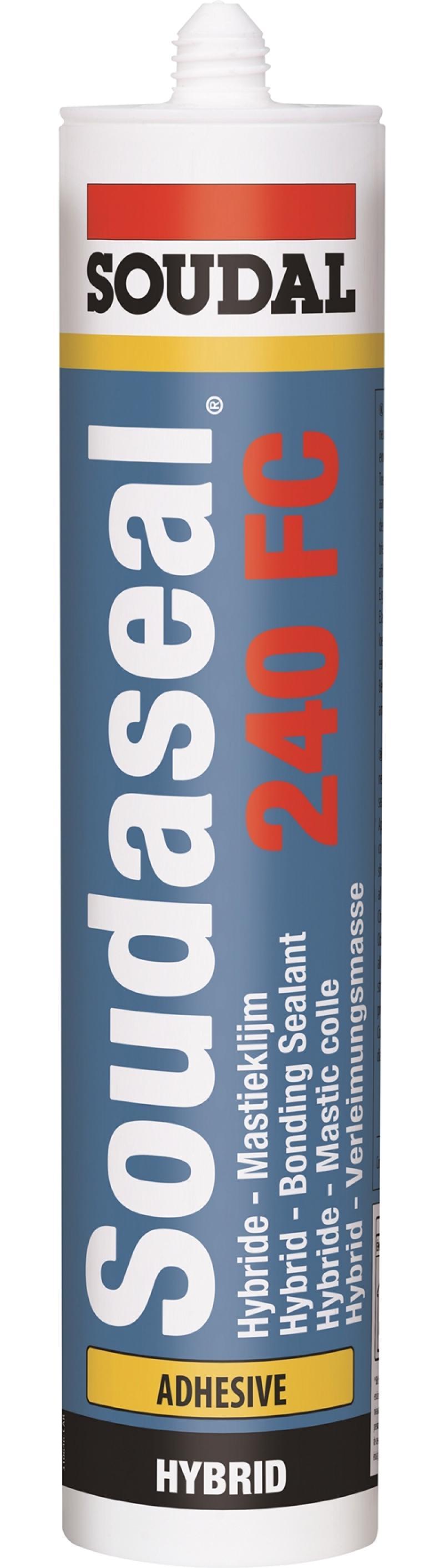 Клей герметик Soudal 101809 soudaseal 240 fc