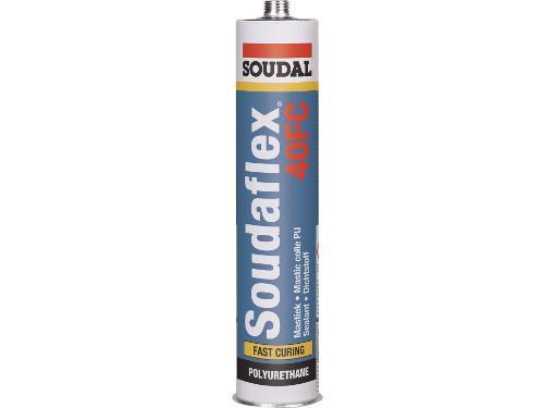 Клей герметик SOUDAL 102486 Soudaflex 40 FC