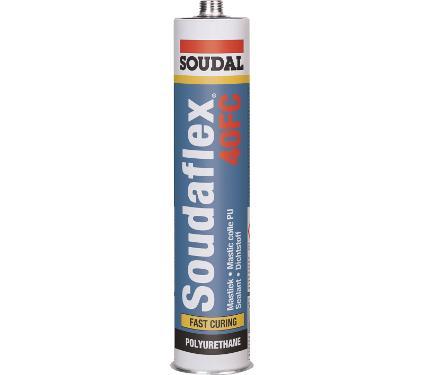 Клей герметик SOUDAL 137853 Soudaflex 40 FC