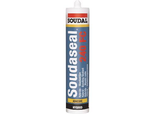 Клей герметик SOUDAL 105027 Soudaseal 240 FC