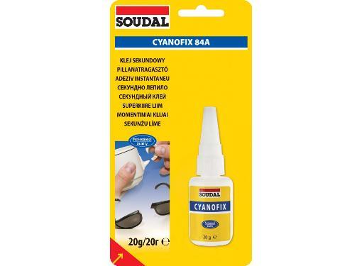 Суперклей SOUDAL 118049 Cyanofix