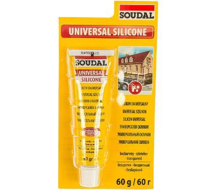 Герметик силиконовый SOUDAL 120032