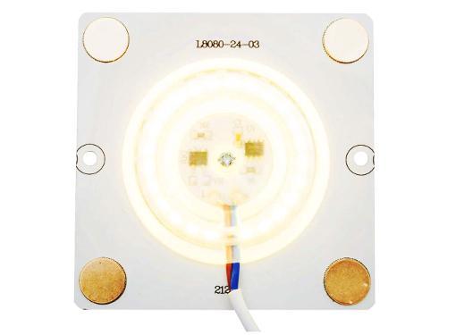 Плата светодиодная APEYRON 80х80мм 2700К 24Вт (02-18)