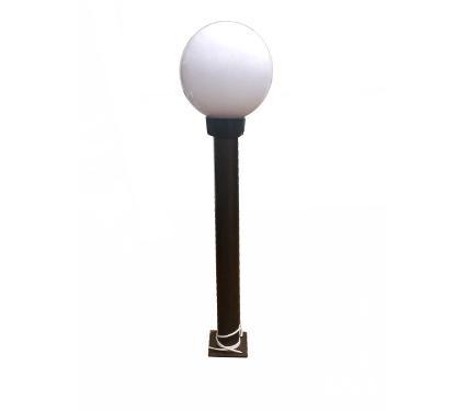 Опора ИНТЕРШИП СМ-600-02  металлическая, 600мм, медь