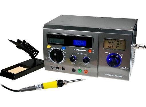Паяльная станция REXANT ZD-8901 (12-0143)