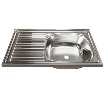 Мойка кухонная MIXLINE 528173