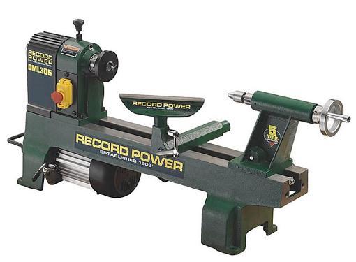 Станок токарный RECORD POWER DML305