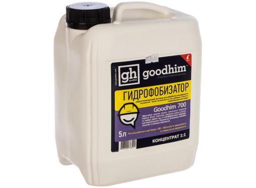 Гидрофобизатор GOODHIM 700  на водной основе, 5л